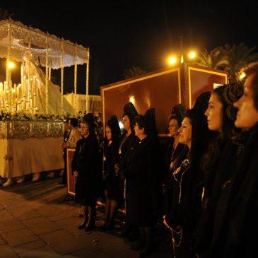 Nuestra Señora del Rosario tendrá su Salve propia este Lunes Santo.