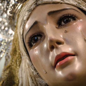 La Cofradía Infantil celebra, en este mes de octubre, sus cultos y actividades en honor a la Virgen del Rosario